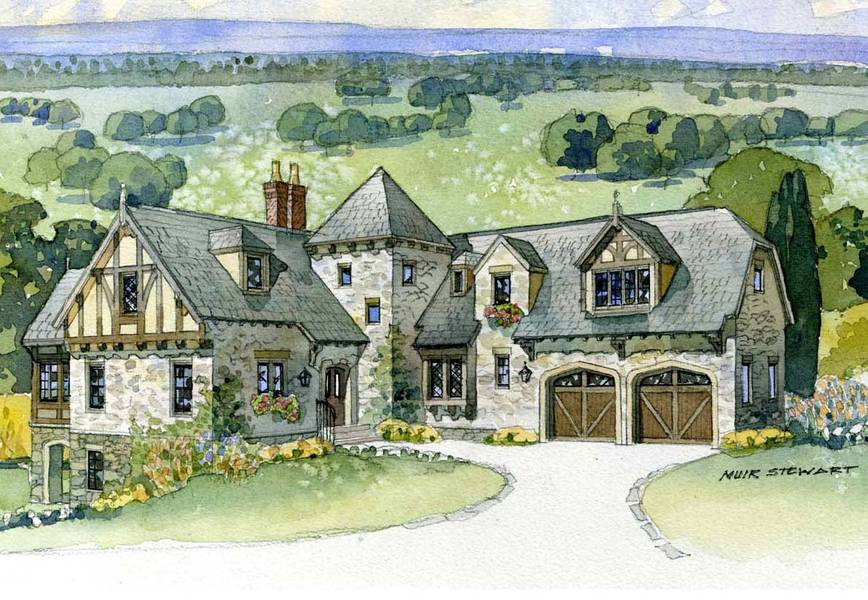 what our clients have to say - English Cottage House Plans