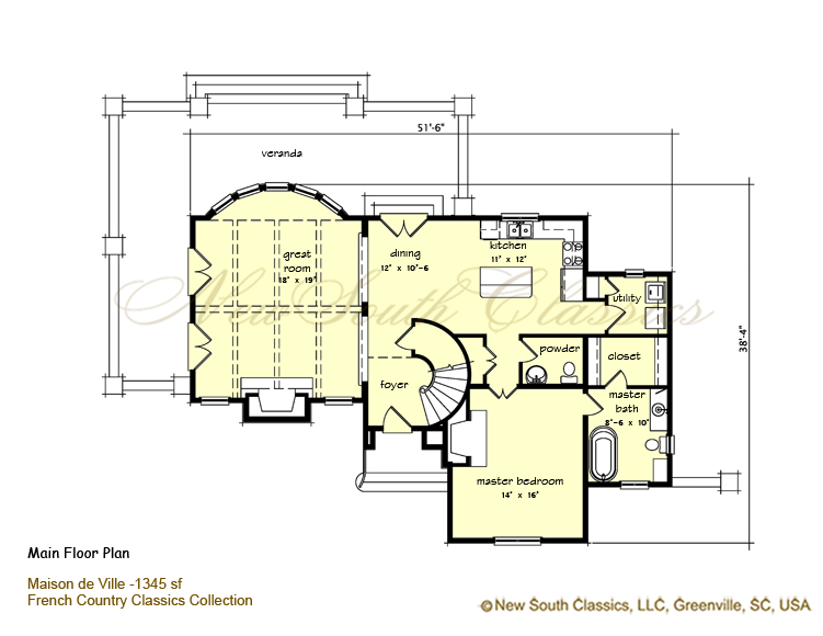 Floor plans of storybook homes house plans home designs for Storybook homes plans